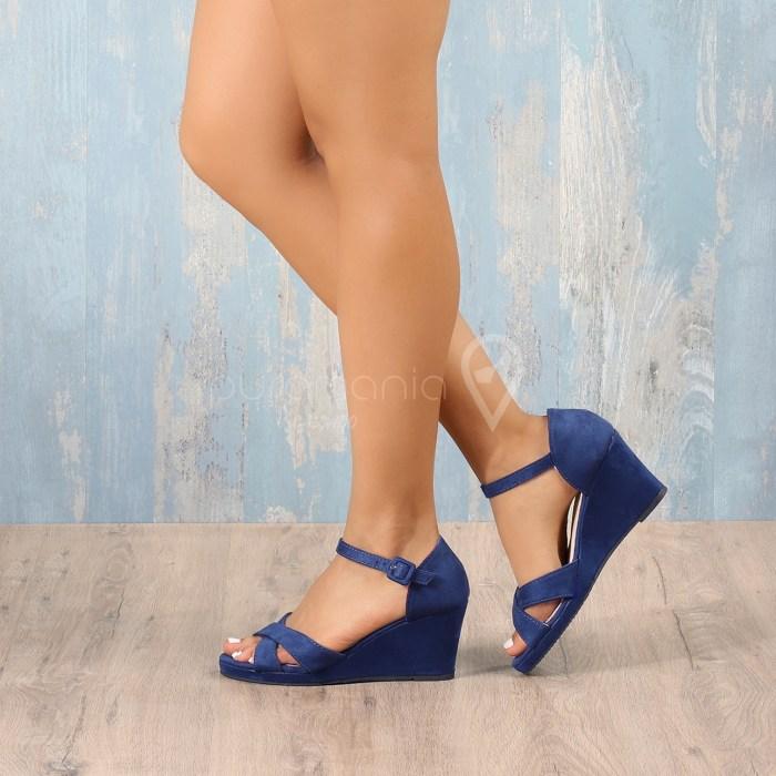 Sandália FONTANA Azul