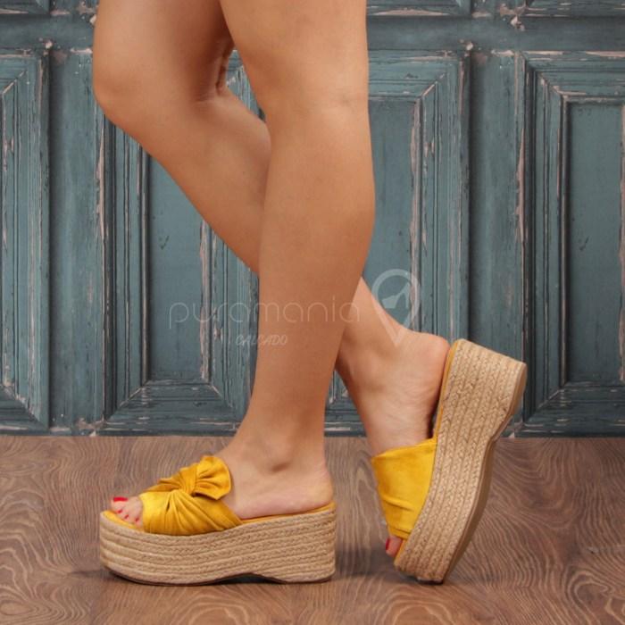 Slipper AMOR-PERFEITO Amarelo