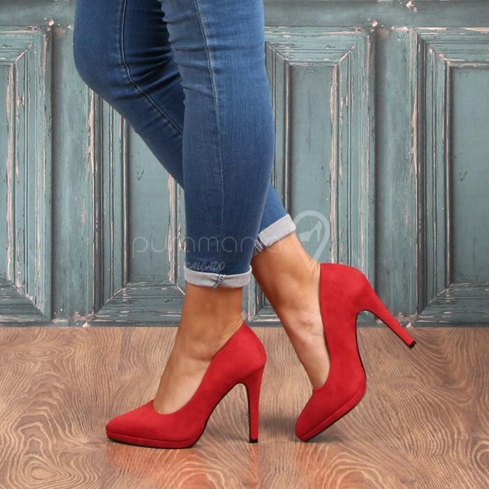 Sapato ANYA Vermelho