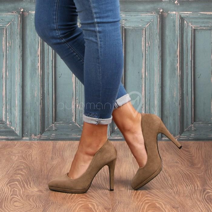 Sapato ANYA Khaki