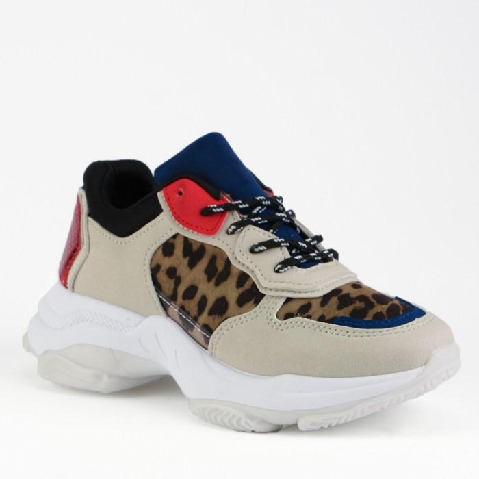 Sapatilha ARTPOP Leopard