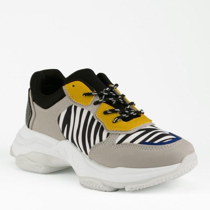 Sapatilha ARTPOP Zebra