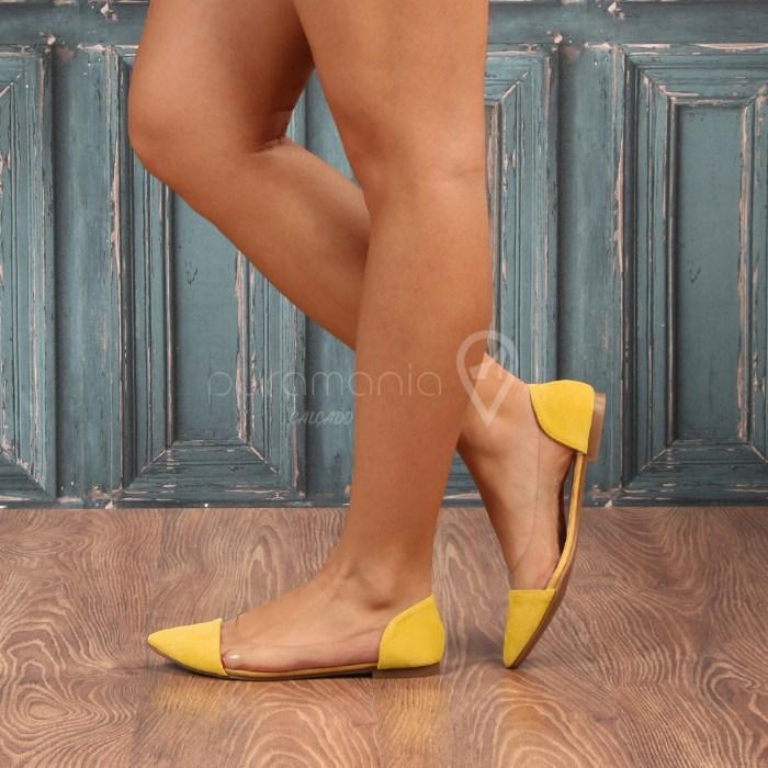 Sabrina BARBIE Amarelo