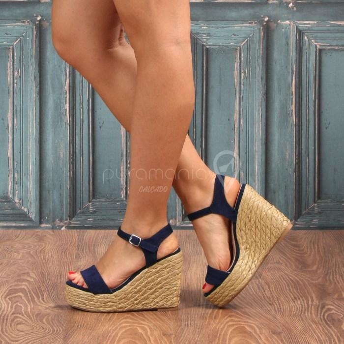 Sandália FRANCIS Azul