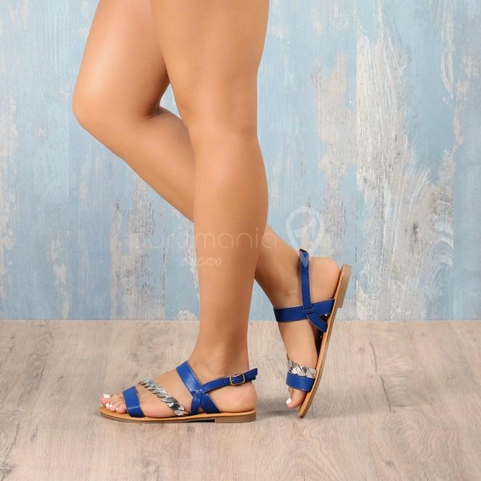 Sandália MARLEEN Azul