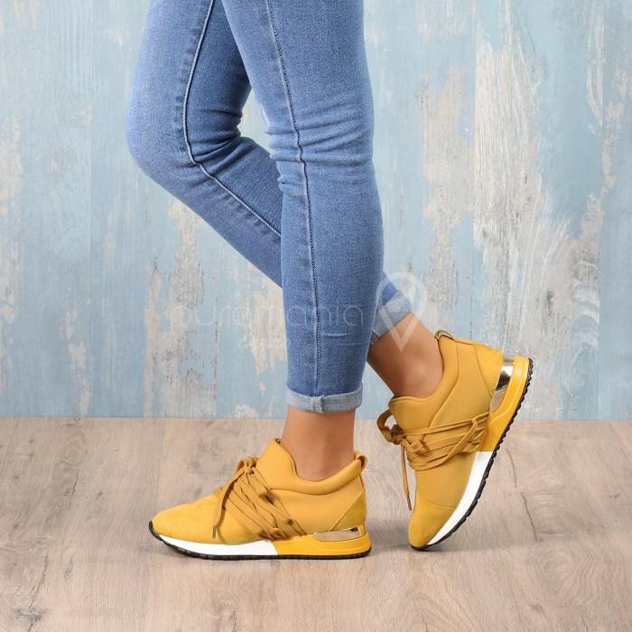 Sapatilha BRISTOL Amarelo