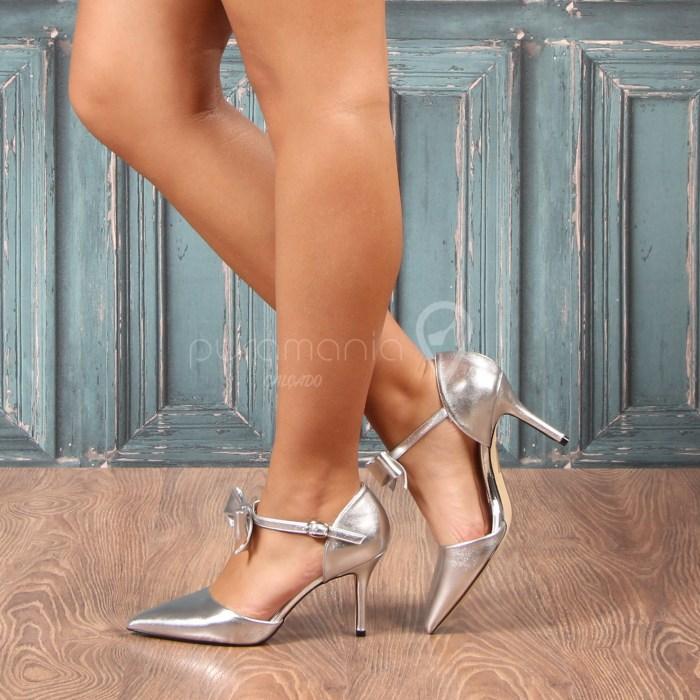 Sapato PRETTY Prateado