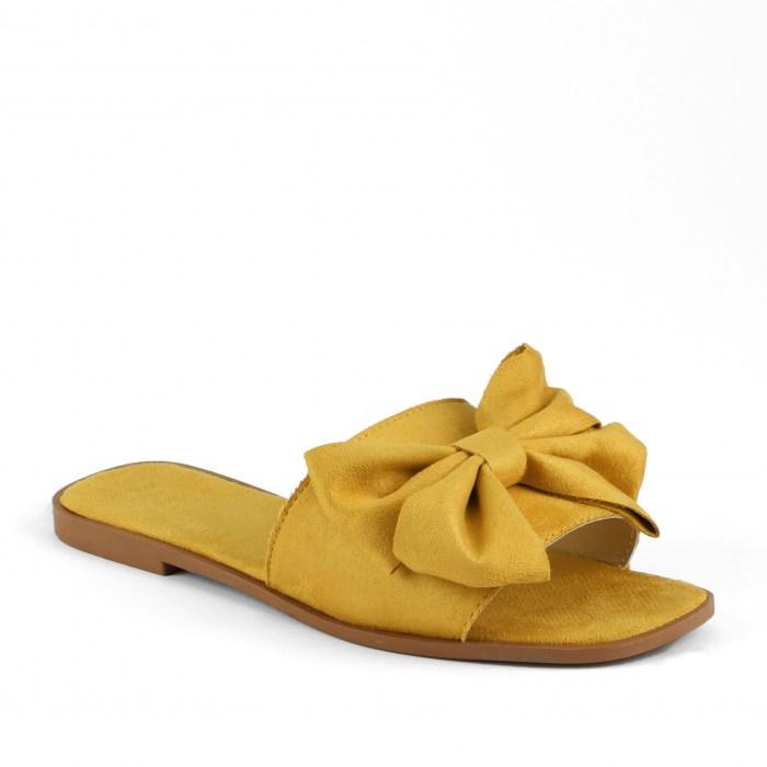 Slipper RAPHAELLI Amarelo