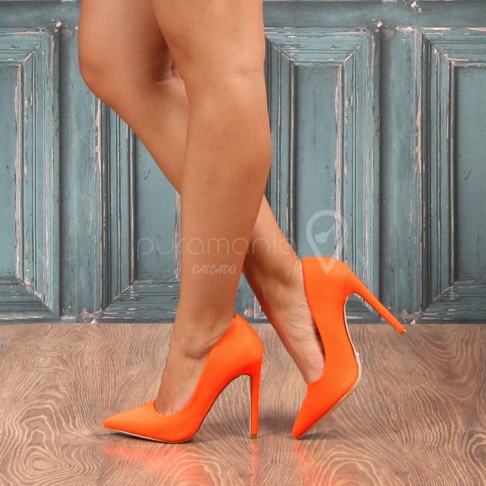 Sapato SHERON Laranja