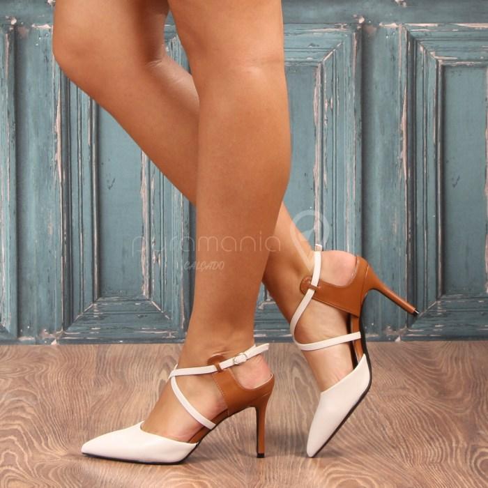 Sapato SKIN Branco