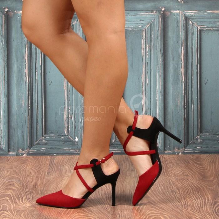 Sapato GLAMOROUS Vermelho