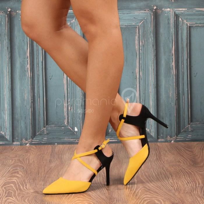 Sapato GLAMOROUS Amarelo