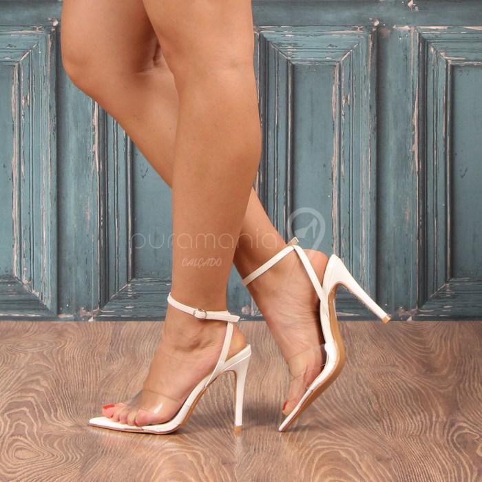 Sandália DRESSY Branco