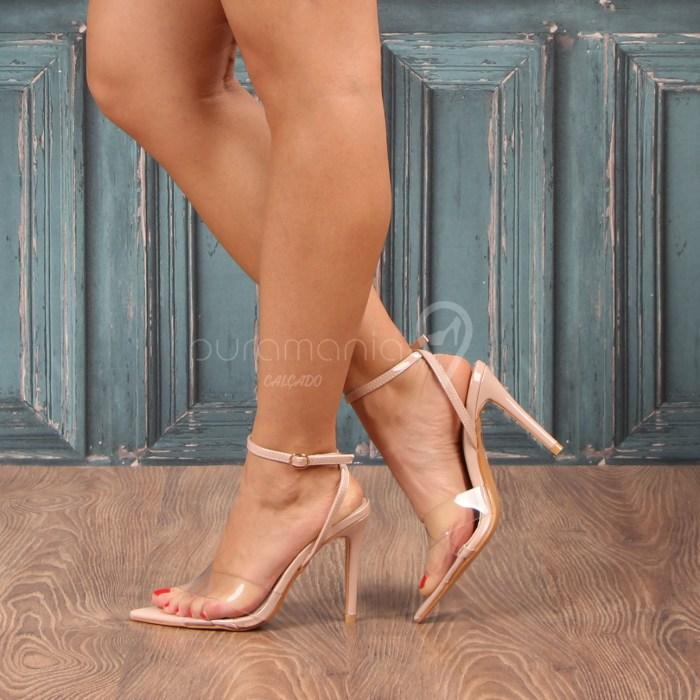 Sandália DRESSY Nude