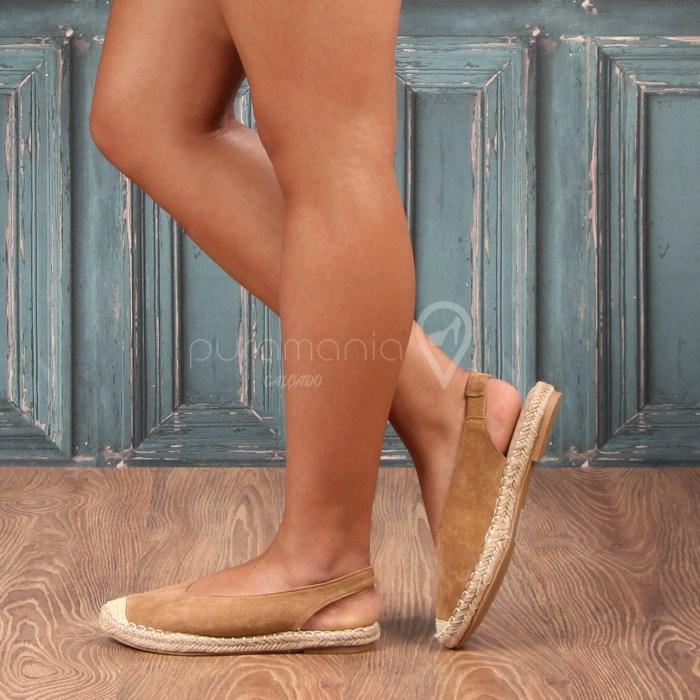 Sandália SUPERB Khaki