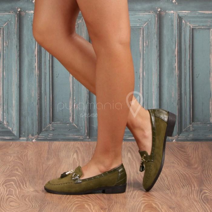 Sapato TIMELESS Verde