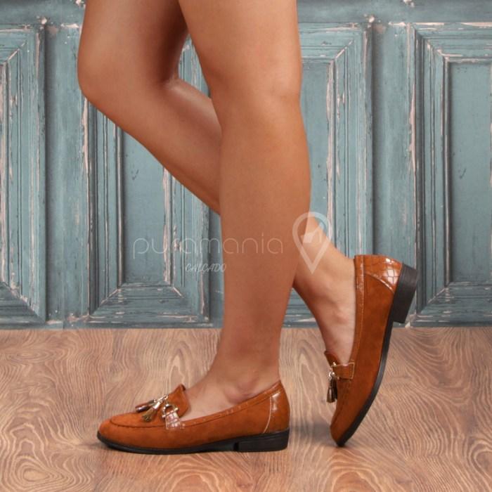 Sapato TIMELESS Laranja