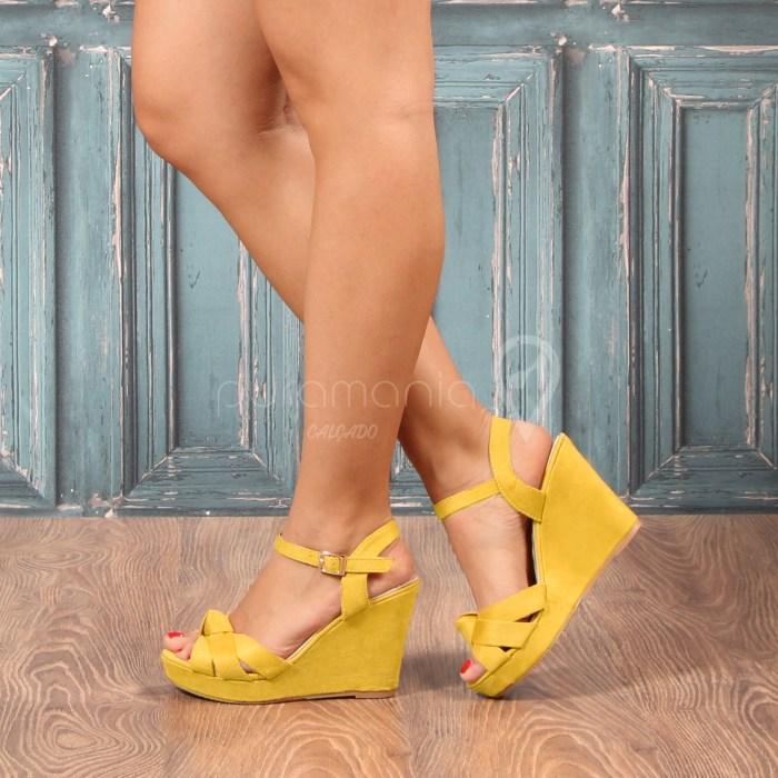 Sandália TRUELOVE Amarelo