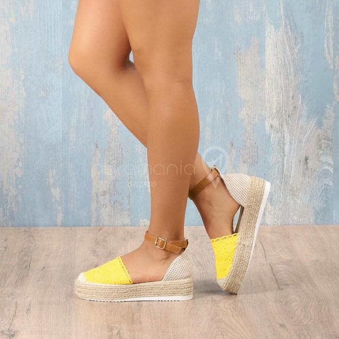 Alpercata NILLS Amarelo