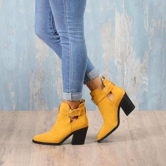 Botim LOVELOCK Amarelo