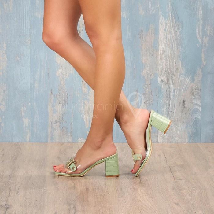 Sandália ARABIC Verde