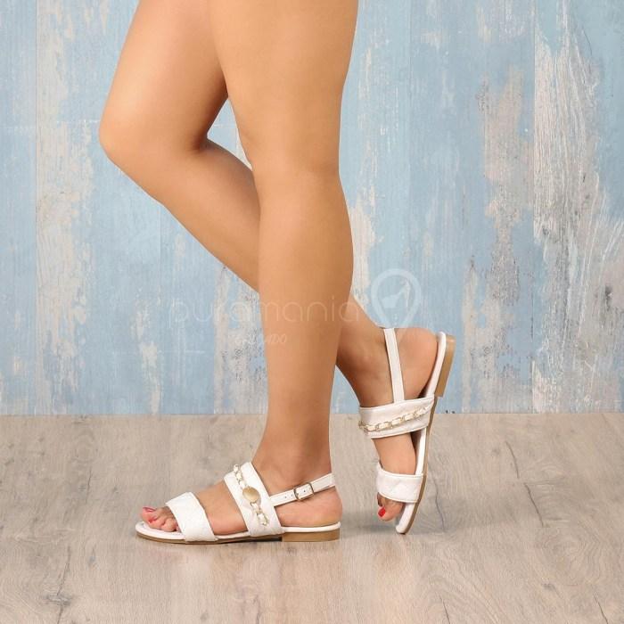 Sandália BEREADY Branco