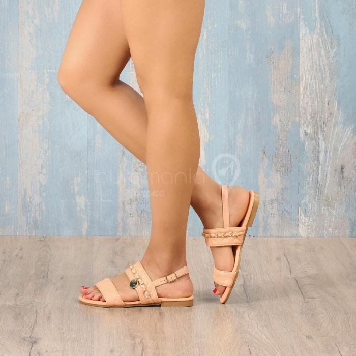 Sandália BEREADY Laranja