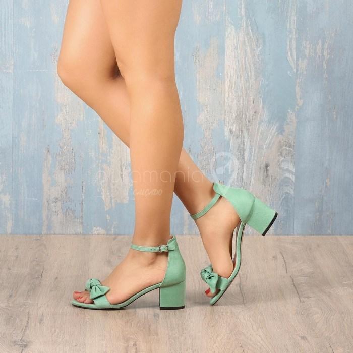 Sandália LIANNA Verde