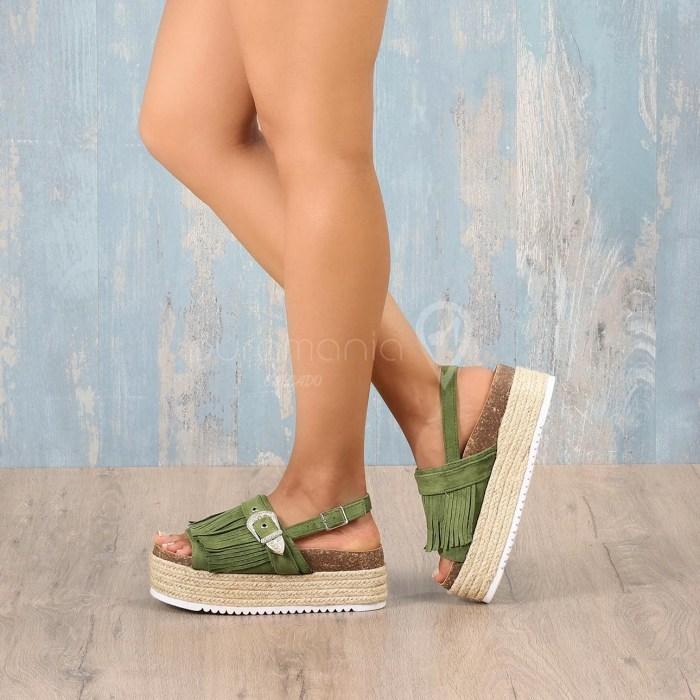 Sandália LIRICS Verde