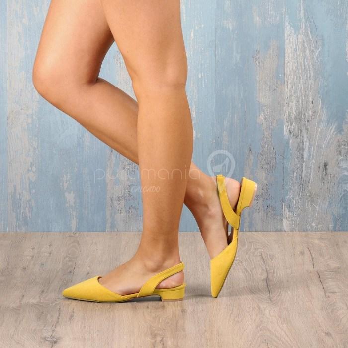 Sandália SUELEN Amarelo