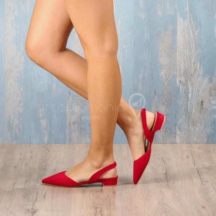 Sandália SUELEN Vermelho