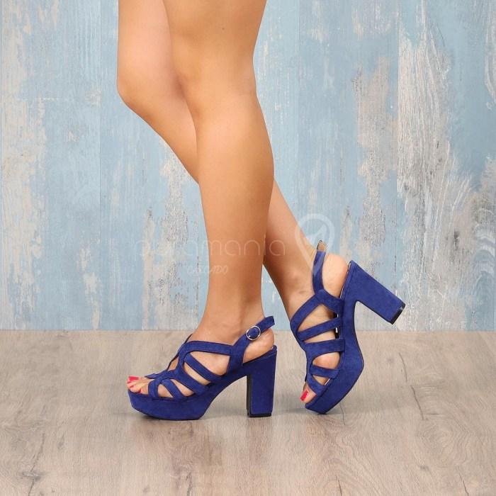 Sandália WASHINGTON Azul