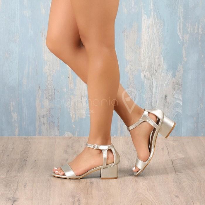 Sandália CREAMY Dourado