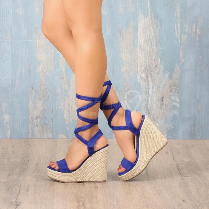 Sandália SALTY Azul
