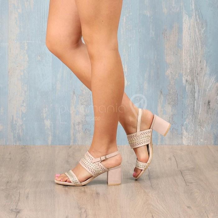 Sandália PRACTICAL Beige
