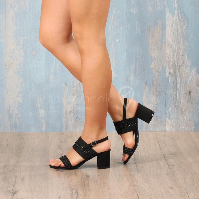 Sandália PRACTICAL Preto