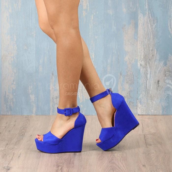 Sandália MOVE Azul