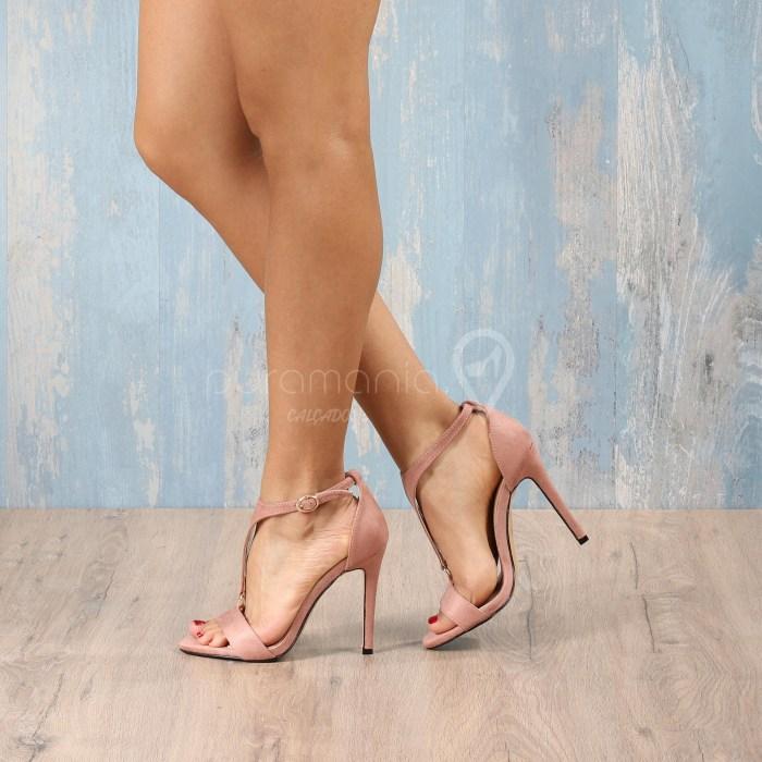 Sandália SIGMA Rosa