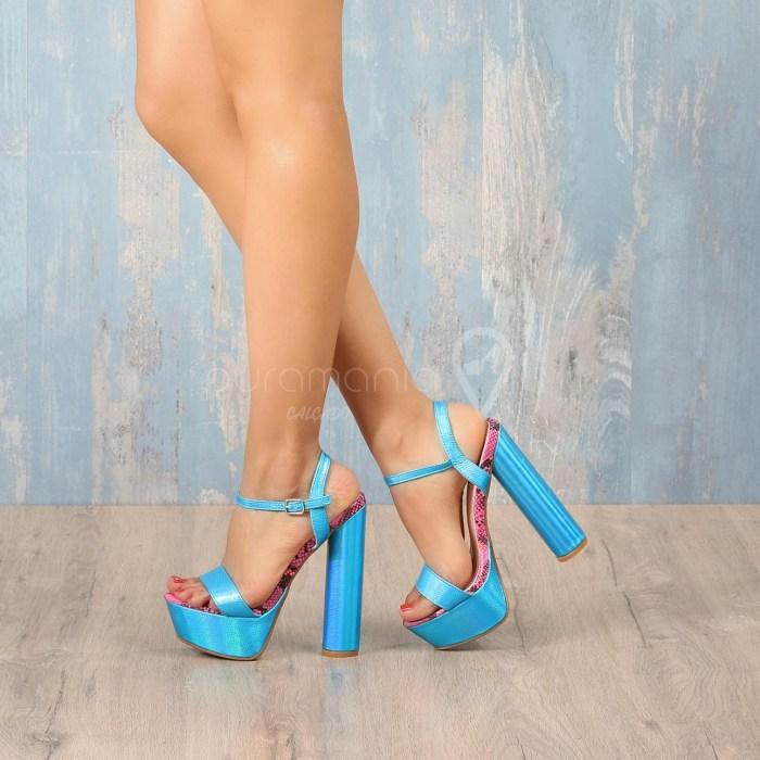 Sandália MIRAMAR Azul