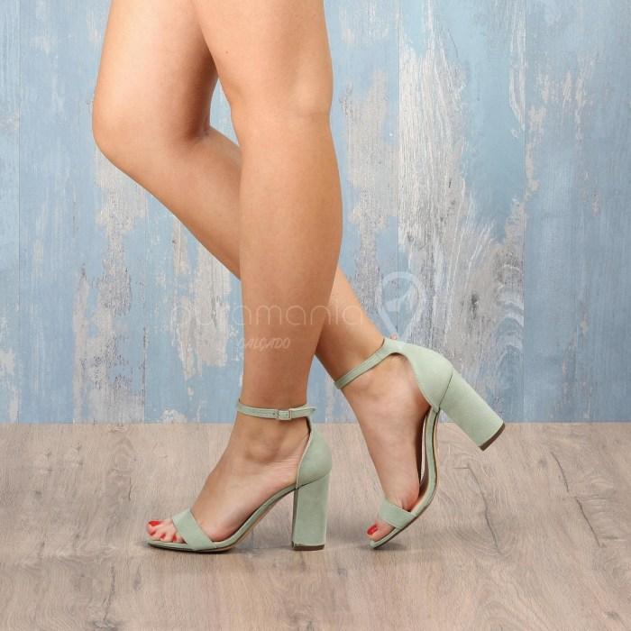 Sandália CARING Verde