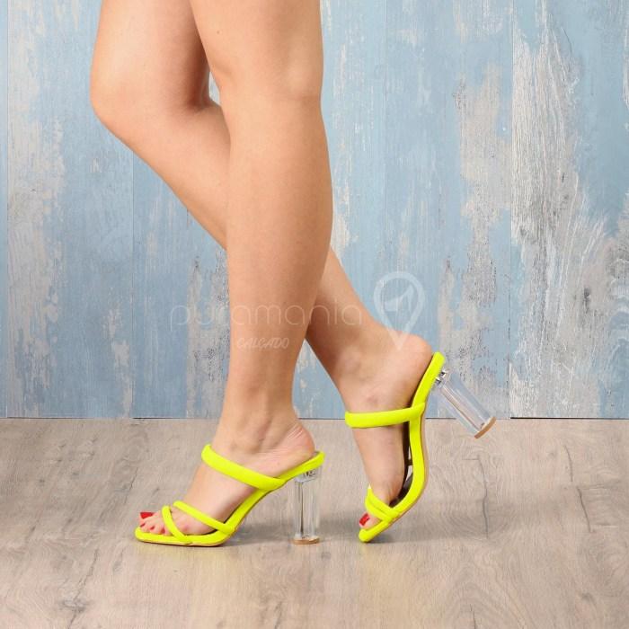 Sandália ATLANTIS Amarelo