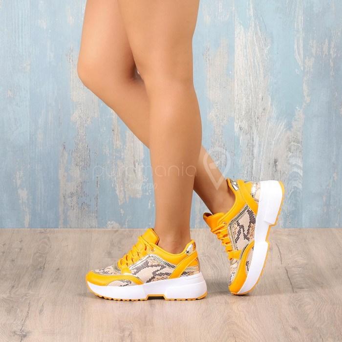 Sapatilha MAIORI Amarelo