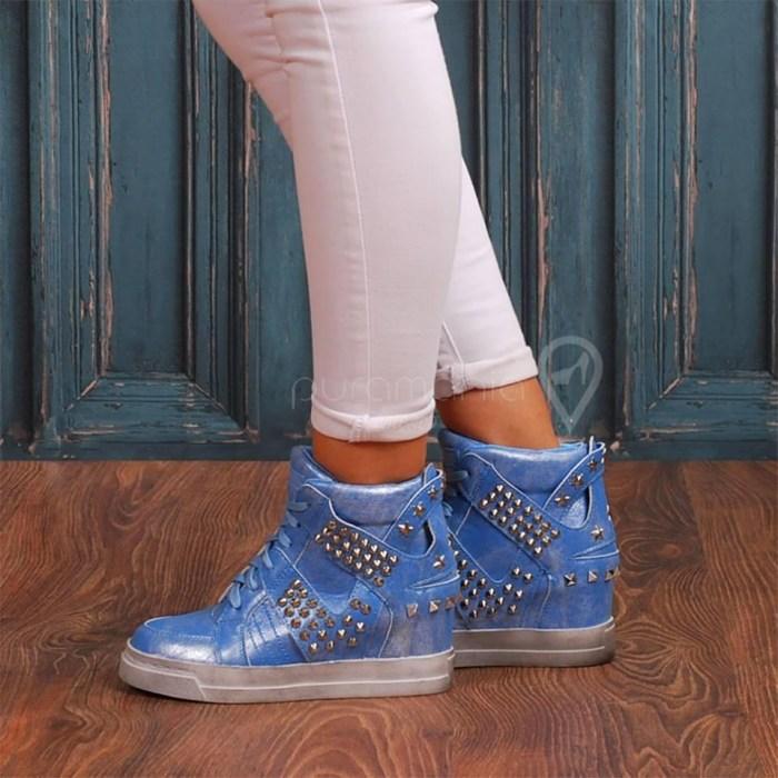 Sapatilha SLINE Azul