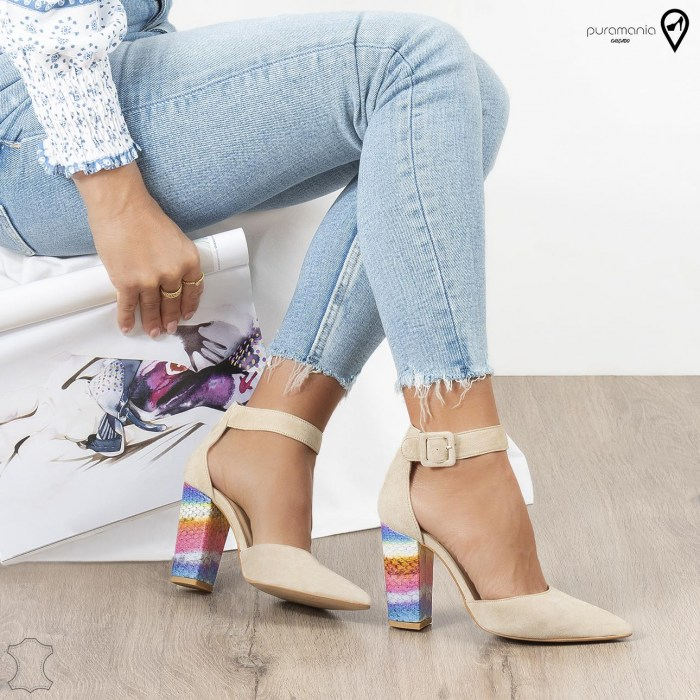 Sapato TOP DESIGN Beige