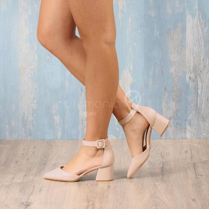 Sapato CAPRICHO Beige