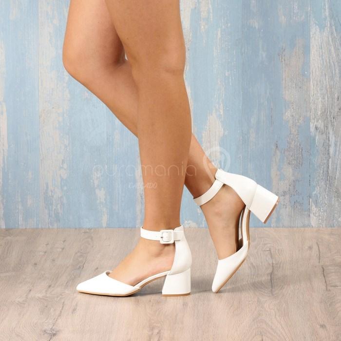 Sapato CAPRICHO Branco