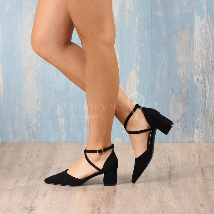 Sapato BE YOUNG Preto