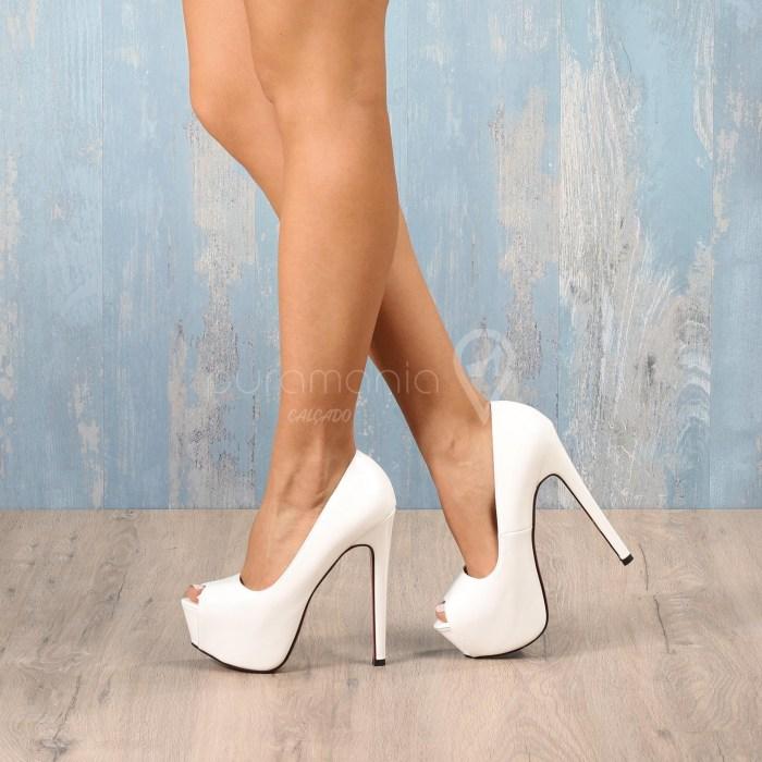 Sapato FROZEN Branco