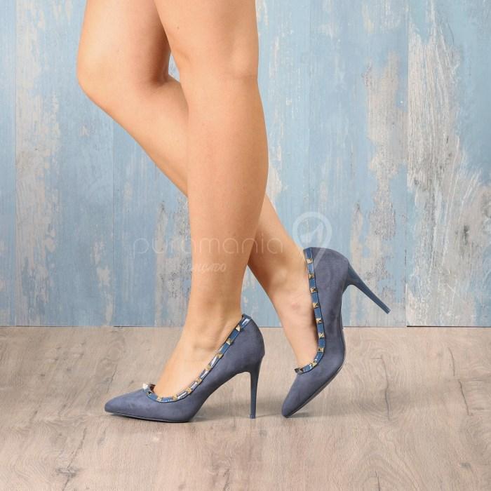 Sapato GIANNINI Azul
