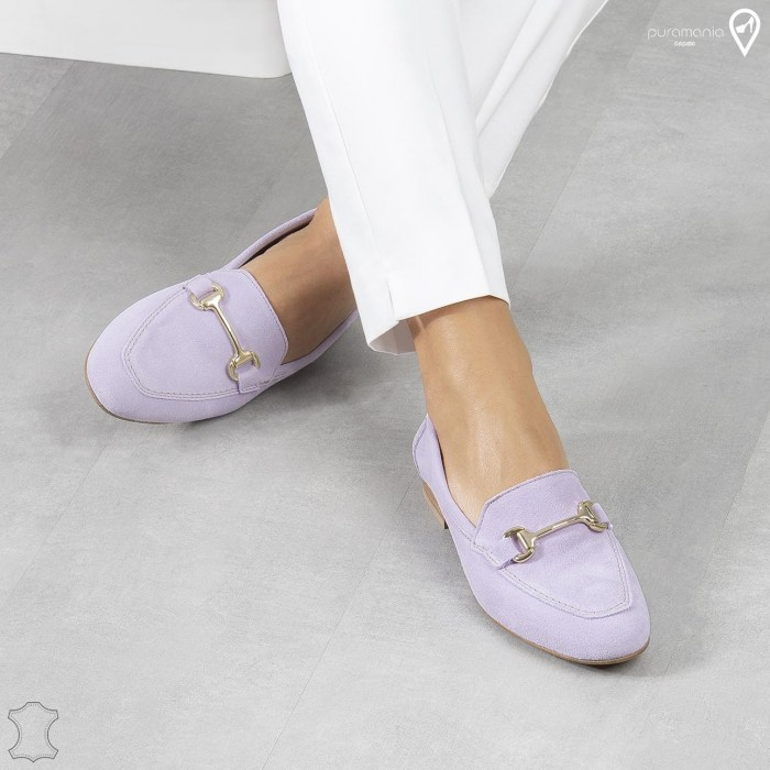 Sapato ELEGANT Lilas